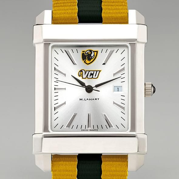 Virginia Commonwealth University Collegiate Watch with NATO Strap for Men
