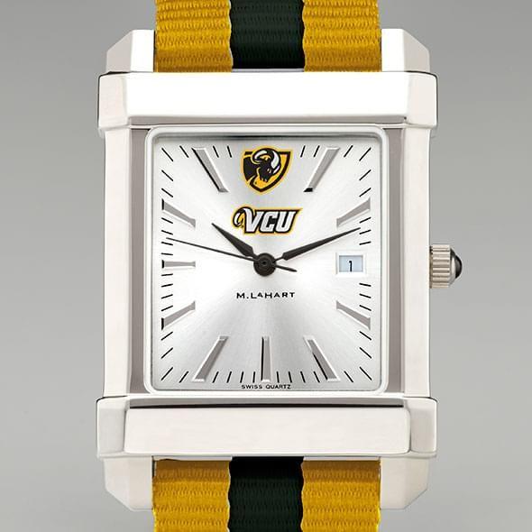 Virginia Commonwealth University Collegiate Watch with NATO Strap for Men - Image 1
