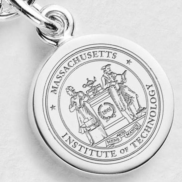 MIT Sterling Silver Charm