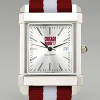 Chicago Booth Collegiate Watch with NATO Strap for Men