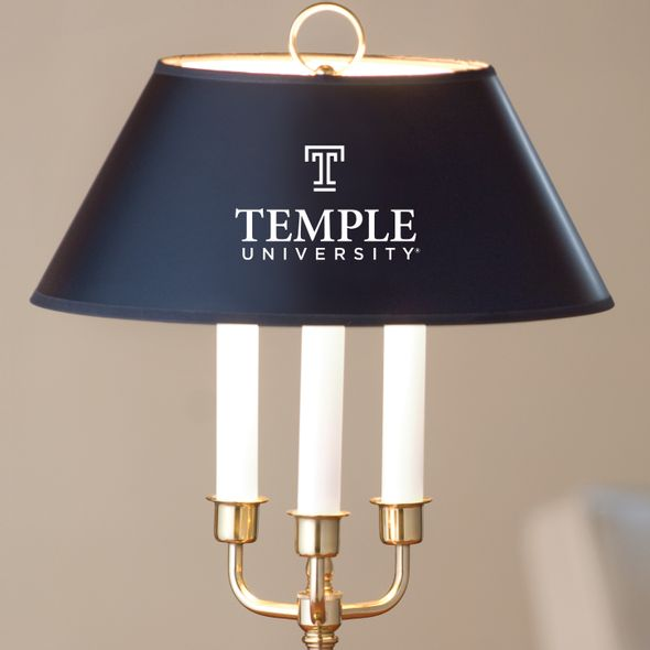 Temple Lamp in Brass & Marble - Image 2