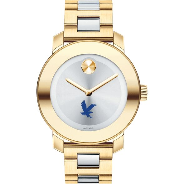Embry-Riddle Women's Movado Two-Tone Bold - Image 2