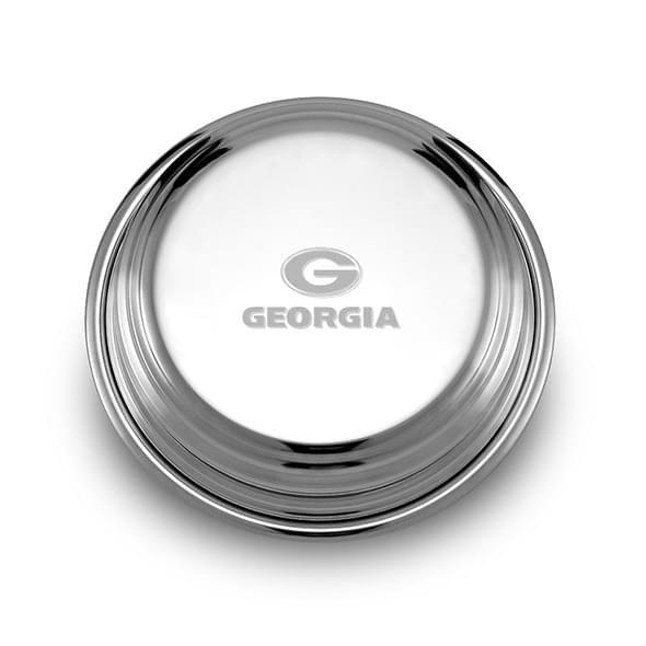 Georgia Pewter Paperweight