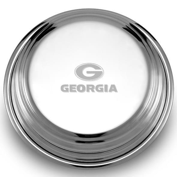 Georgia Pewter Paperweight - Image 2