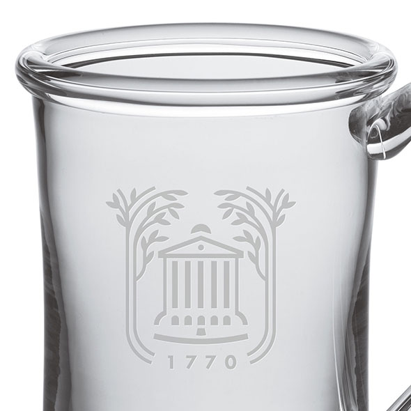 College of Charleston Glass Tankard by Simon Pearce - Image 2