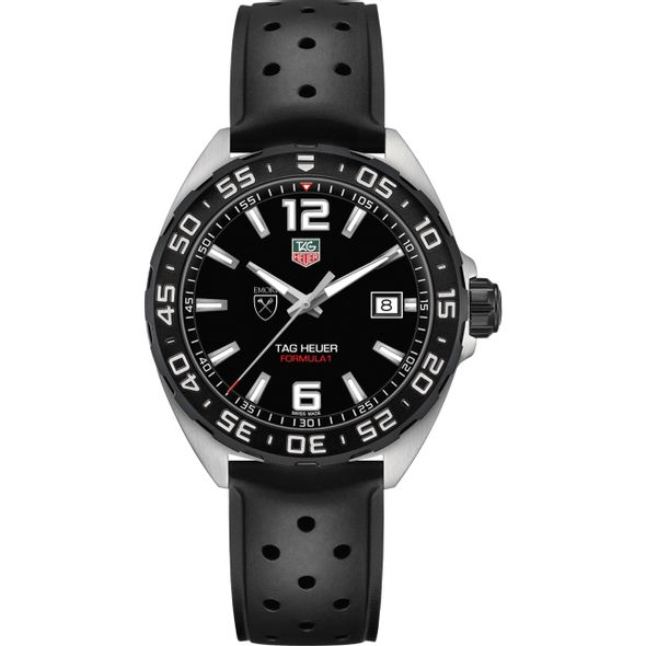 Emory University Men's TAG Heuer Formula 1 with Black Dial - Image 2