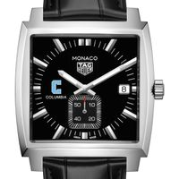 Columbia University TAG Heuer Monaco with Quartz Movement for Men
