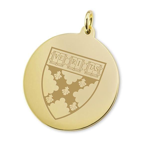 HBS 14K Gold Charm
