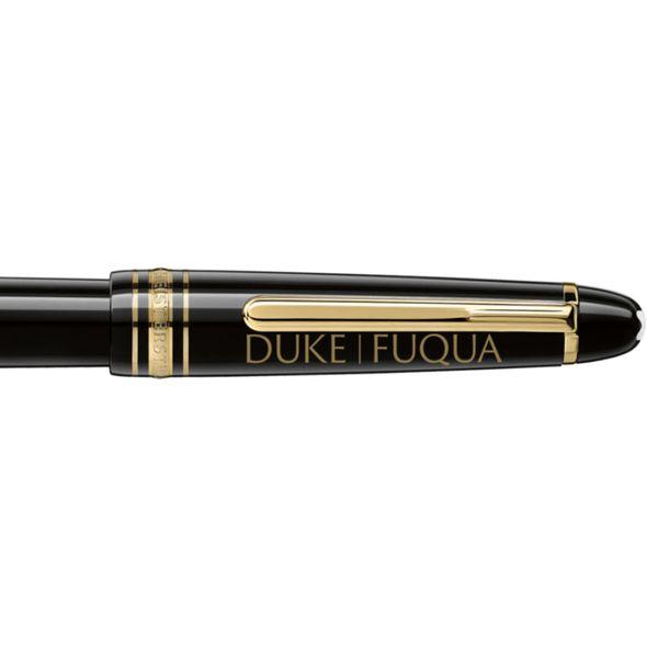 Duke Fuqua Montblanc Meisterstück Classique Fountain Pen in Gold - Image 2