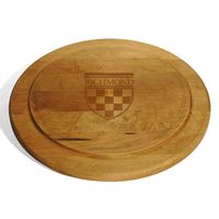 University of Richmond Round Bread Server