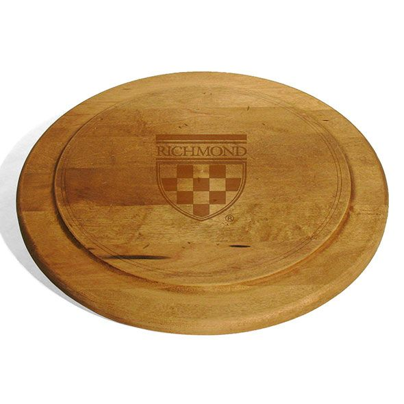 University of Richmond Round Bread Server - Image 1