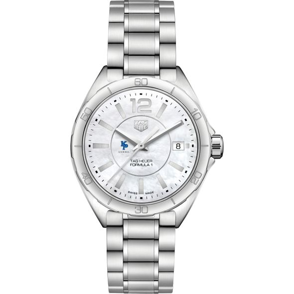 US Merchant Marine Academy Women's TAG Heuer Formula 1 with MOP Dial - Image 2