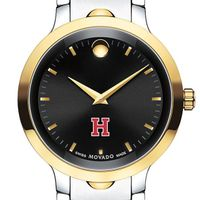 Harvard Men's Movado Luno Sport Two-Tone