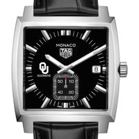 University of Oklahoma TAG Heuer Monaco with Quartz Movement for Men