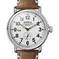 Berkeley Haas Shinola Watch, The Runwell 41mm White Dial - Image 1