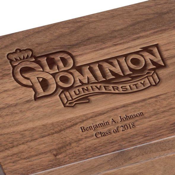 Old Dominion Solid Walnut Desk Box - Image 3