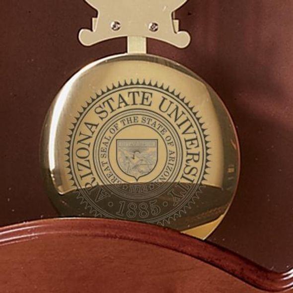 Arizona State Howard Miller Wall Clock - Image 3