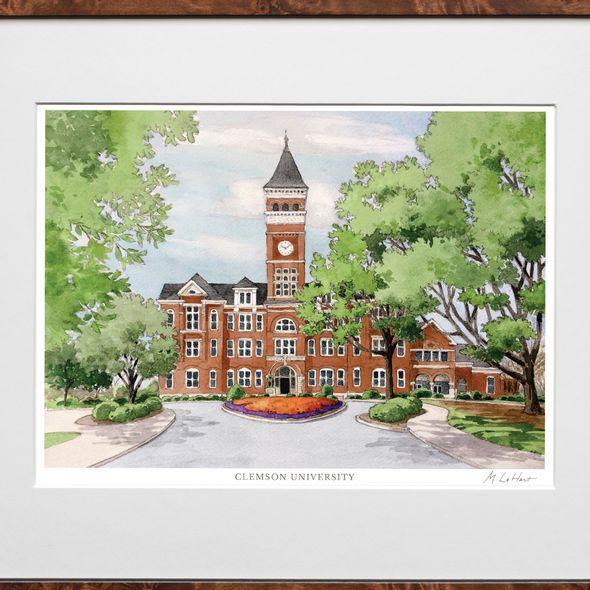 Clemson Campus Print- Limited Edition, Medium - Image 2