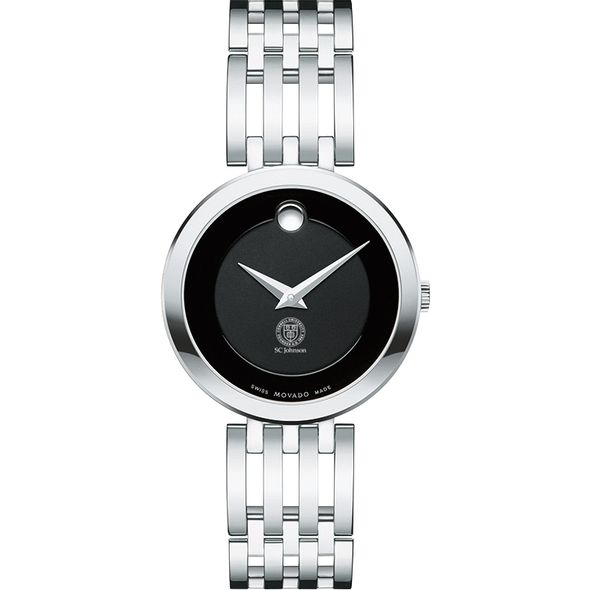 SC Johnson College Women's Movado Esparanza Stainless Steel Museum with Bracelet - Image 2