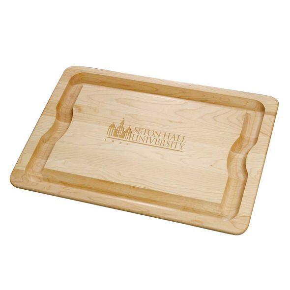 Seton Hall Maple Cutting Board - Image 1