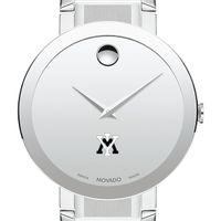 Virginia Military Institute Men's Movado Sapphire Museum with Bracelet