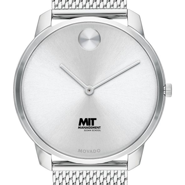 MIT Sloan School of Management Men's Movado Stainless Bold 42