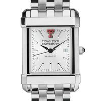 Texas Tech Men's Collegiate Watch w/ Bracelet