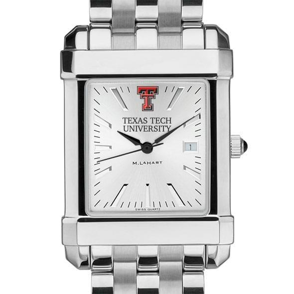 Texas Tech Men's Collegiate Watch w/ Bracelet