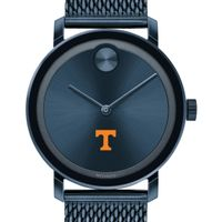 Tennessee Men's Movado Bold Blue with Mesh Bracelet