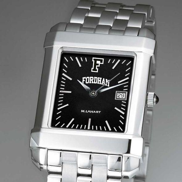 Fordham Men's Black Quad with Bracelet
