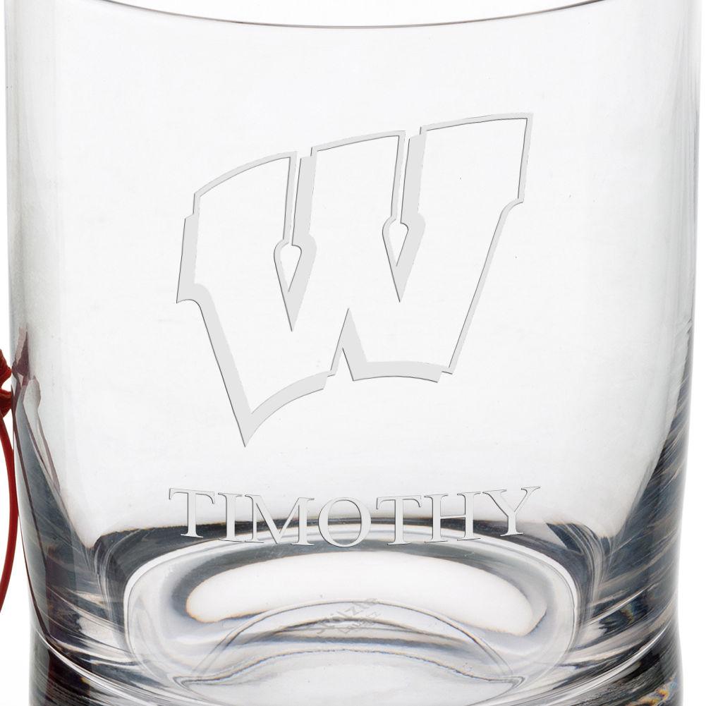 Wisconsin Tumbler Glasses - Set of 4 - Image 3