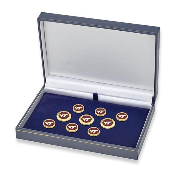 Virginia Tech Blazer Buttons - Image 2