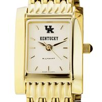 Kentucky Women's Gold Quad with Bracelet