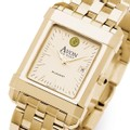 Avon Old Farms Men's Gold Quad Watch with Bracelet - Image 1