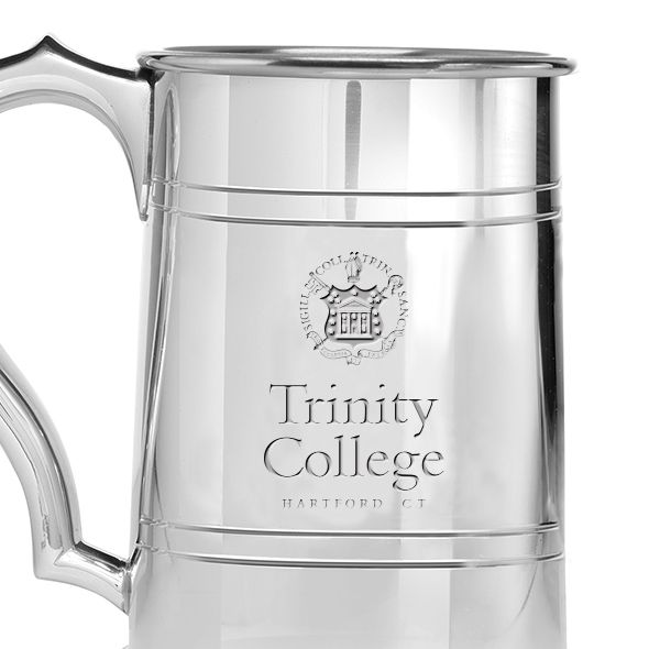 Trinity College Pewter Stein - Image 2