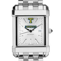 Trinity College Men's Collegiate Watch w/ Bracelet