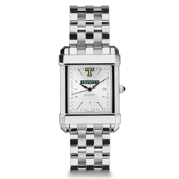 Trinity College Men's Collegiate Watch w/ Bracelet - Image 2