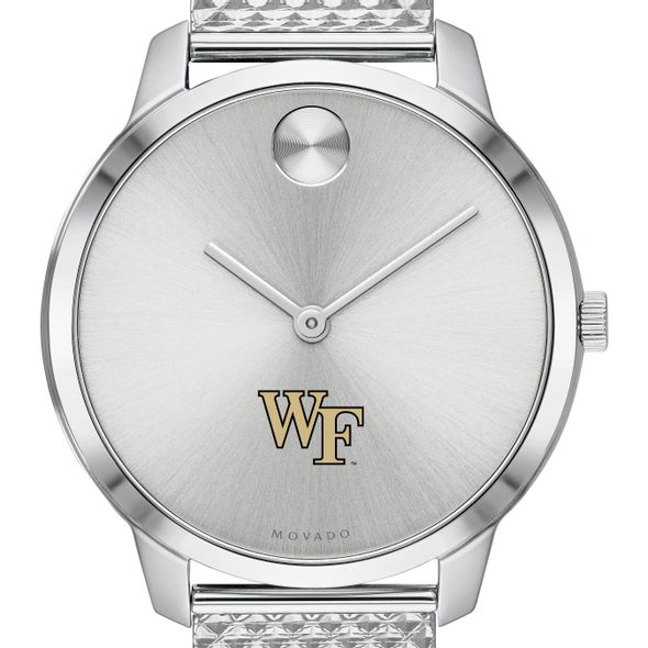Wake Forest University Women's Movado Stainless Bold 35