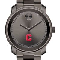 Cornell University Men's Movado BOLD Gunmetal Grey