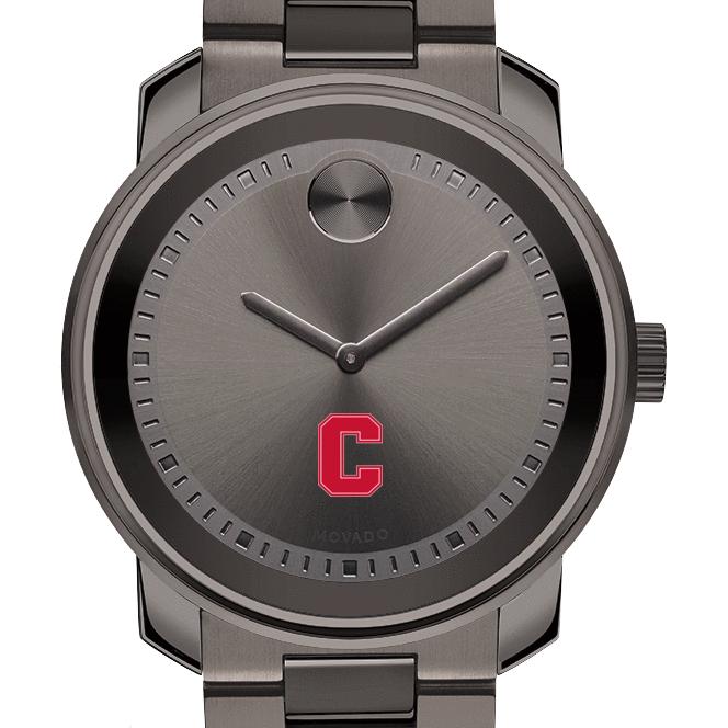 Cornell Men's Movado BOLD Gunmetal Grey