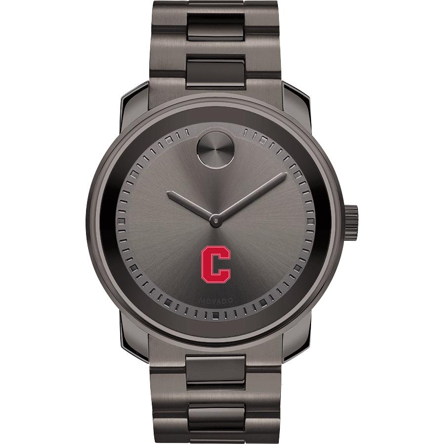 Cornell Men's Movado BOLD Gunmetal Grey - Image 2