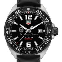 University of Vermont Men's TAG Heuer Formula 1 with Black Dial