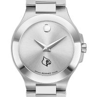 Louisville Women's Movado Collection Stainless Steel Watch with Silver Dial