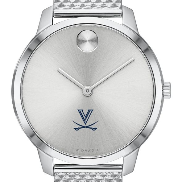 University of Virginia Women's Movado Stainless Bold 35