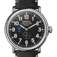 Yale Shinola Watch, The Runwell 47mm Black Dial