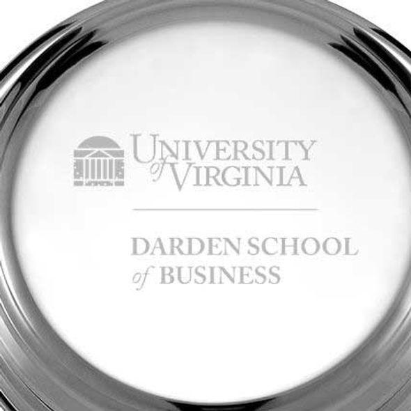 UVA Darden Pewter Paperweight - Image 2