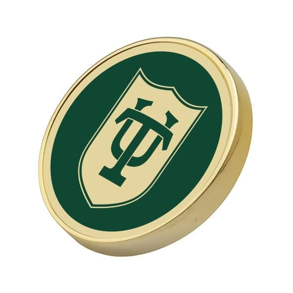 Tulane University Lapel Pin