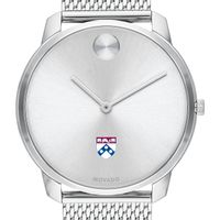 University of Pennsylvania Men's Movado Stainless Bold 42