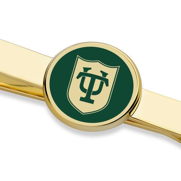 Tulane University Tie Clip - Image 2