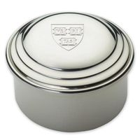 Harvard Pewter Keepsake Box